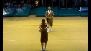 Shaolin Kungfu Show at III International Kungfu Wushu Tournament 2012 part 1
