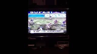 Madden NFL 11 2 minute drill