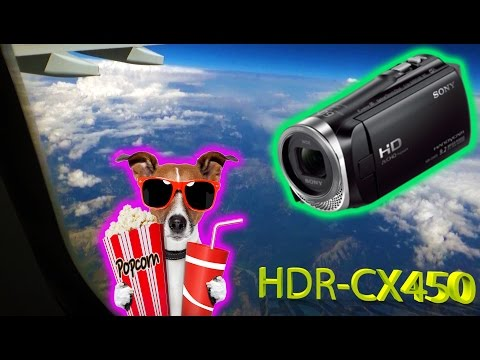 Sony HDR-CX450: Review & Breathtaking Aerial Sample Footage 😲