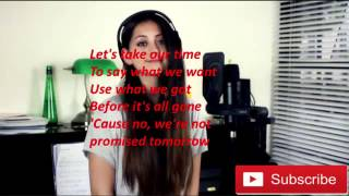 Baixar - Jasmine Thompson Like I M Gonna Lose You Lyrics Grátis