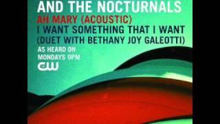 Grace Potter & Bethany Joy Galeotti- I Want Something  That I Want
