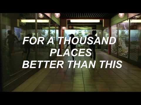 old yellow bricks // arctic monkeys lyrics