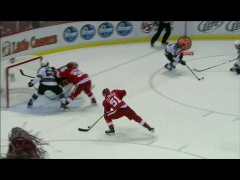 2011 Playoffs: Detroit Red Wings Goals
