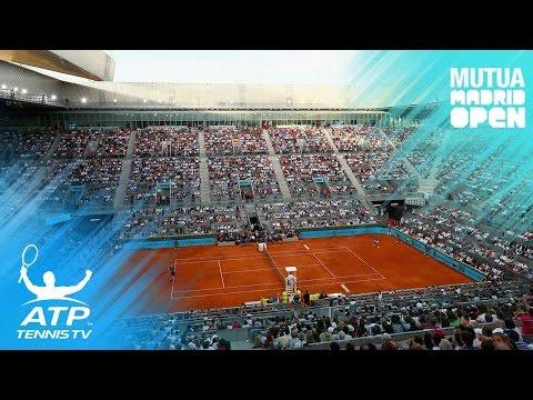 LIVE STREAM: ATP World Tour stars practice at 2017 Mutua Madrid Open