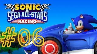 Sonic & Sega All-Stars Racing #06 La Coupe Singe