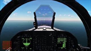 DCS F/A-18C [ICLS Basics Tutorial]