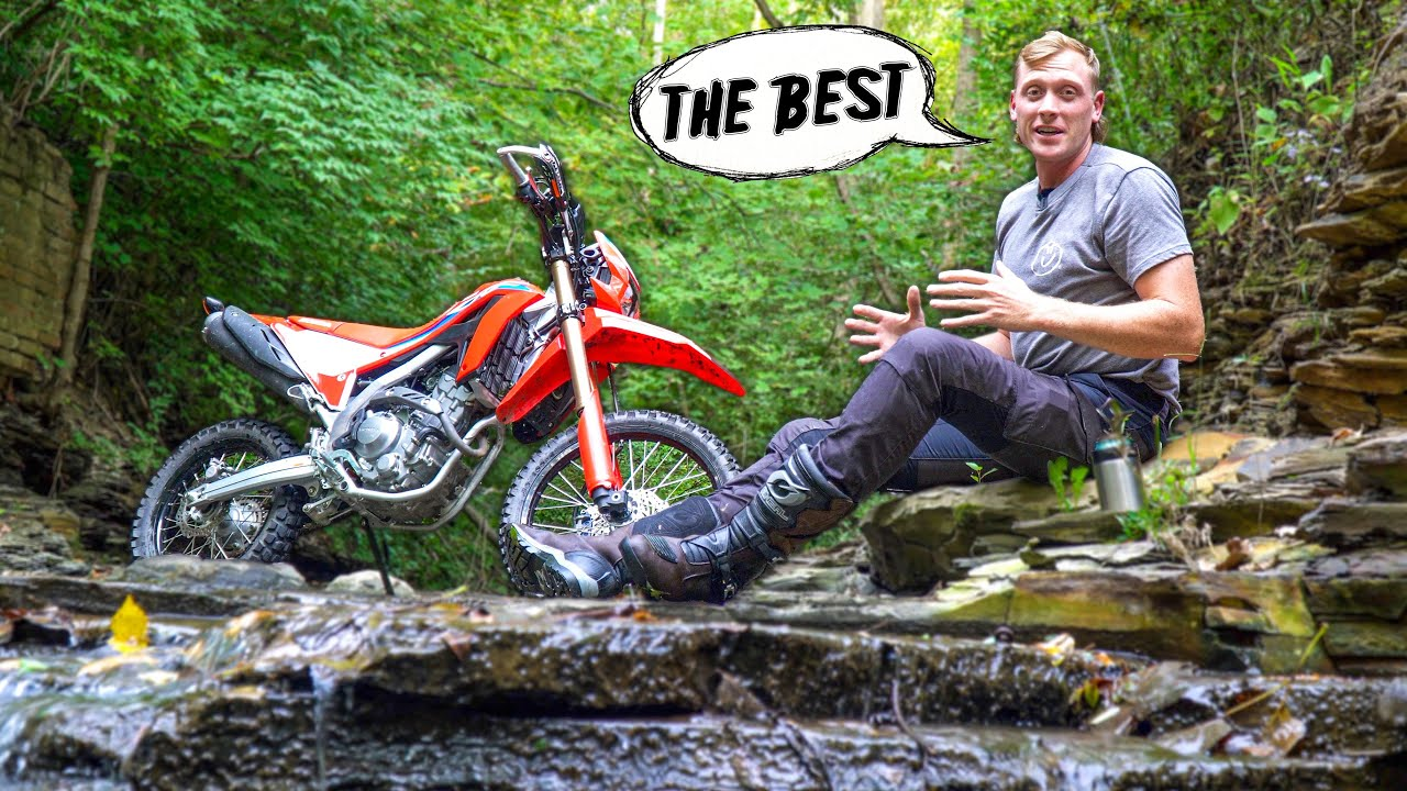 Download Why I LOVE The CRF300L.. | Bikes & Beer Ep. 1