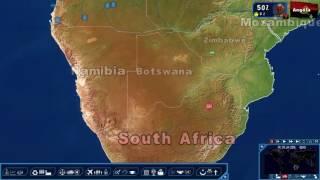 Geopolitical Simulator 4: African Diamond Cartel pt. 1 - Strategic Overview