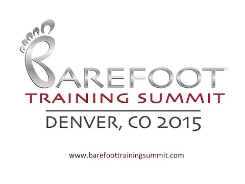 Barefoot Training Summit Featured Presenter Dr Cody Sipe