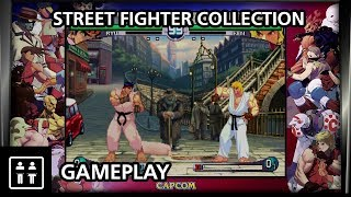 Street Fighter 30th Anniversary Collection (Nintendo Switch) - Gameplay