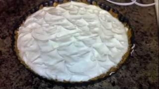 Someone Made A Pie...key-lime