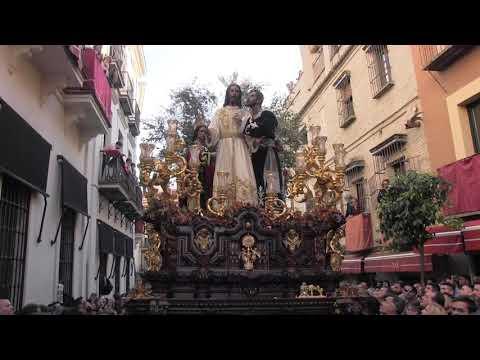 Beso de Judas (La Redención) por la cuesta del Bacalao. Semana santa de Sevilla 2018 Mp3