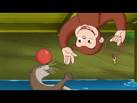 Jorge el Curioso en Español 🐵 Mi Amiga la Nutria 🐵 Capitulos completos del Mono Jorge