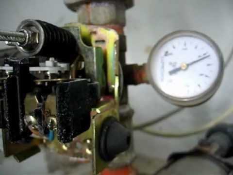 Hidrosfera o tanque hidroneum tico regulaci n de presi n for Compresor hidroneumatico