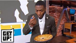 After Rams' loss to Saints, Ryan Clark eats humble pie for NFL power rankings | Get Up