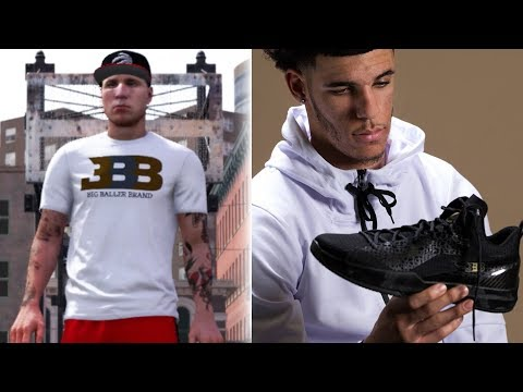 IF I LOSE I HAVE TO BUY THE NEW LONZO BALL PRIME SHOES!