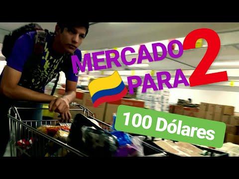HACIENDO NUESTRO PRIMER MERCAD EN COLOMBIA CON 300000$ / Venezolanos en Colombia