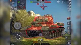 Обзор СУ-152 wot blitz . Бояромобиль