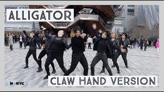 [H-VARIETY/ KPOP IN PUBLIC] MONSTA X (몬스타엑스) - Alligator (CLAW HAND VERSION)