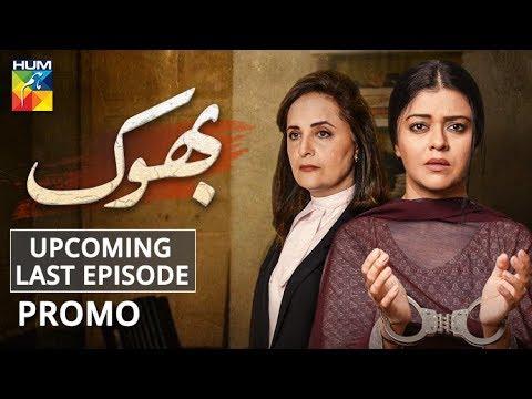 Bhook | Upcoming Last Episode | Promo | HUM TV | Drama
