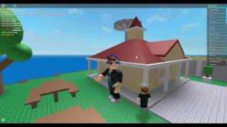 (SCG) Natural Disaster Survival ME And Tnkfighter (ROBLOX)
