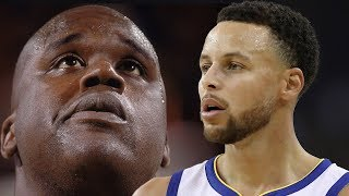 Steph Curry FIRES BACK At Shaq For Thinking The 2000 Lakers Could Beat Today's Warriors!