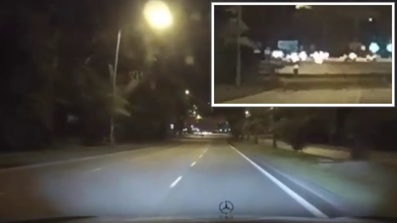 12mar2019 rider smashed into samba deer whom suddenly dash onto the road @ upper thomson road
