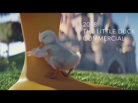 2018 The Little Duck - Disneyland Paris commercial