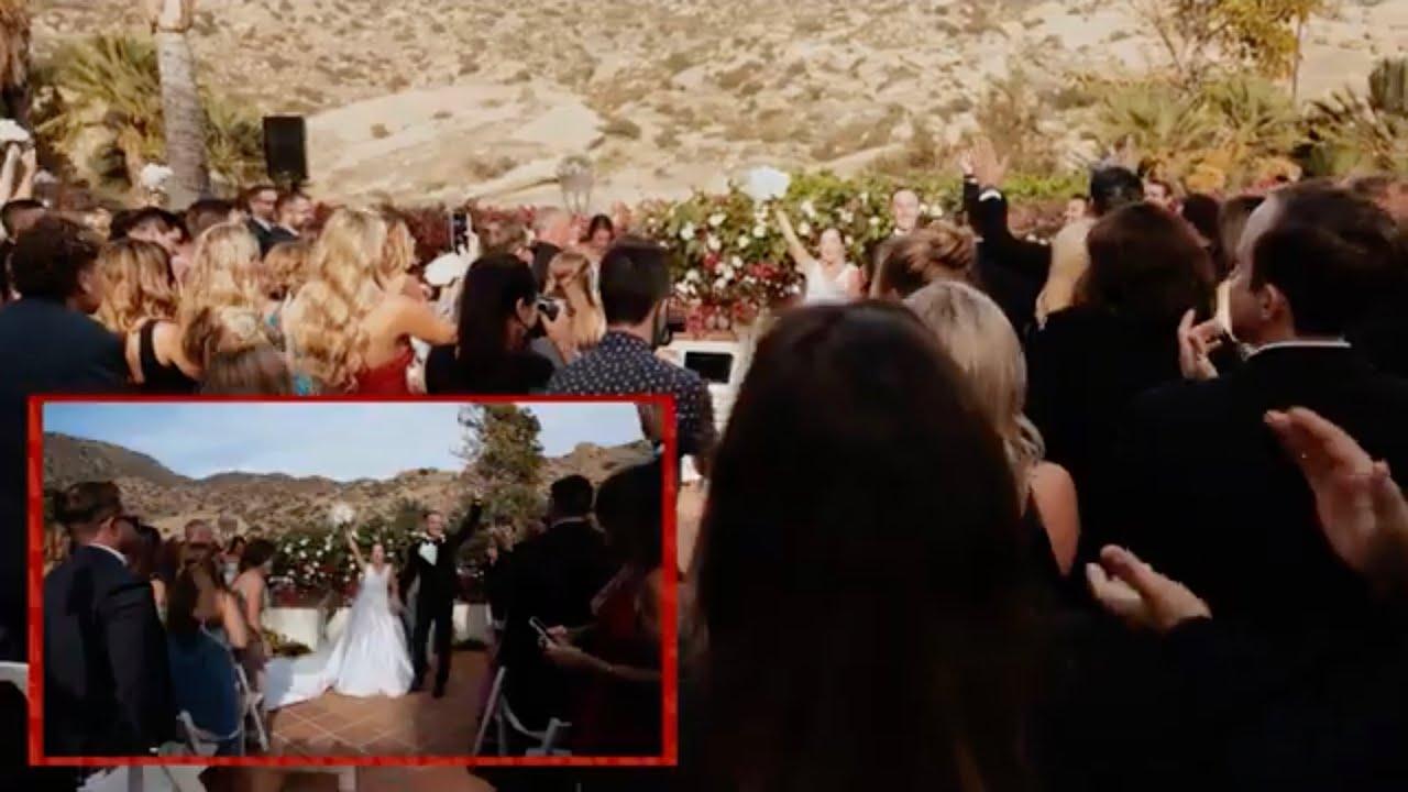 Setting Up For the Ceremony | California Destination Wedding | Wedding Filmmaking BTS #Shorts