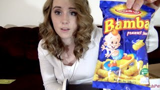 [ASMR] MunchPak Eating Snacks (Soft Spoken | Eating Sounds | Crinkling)