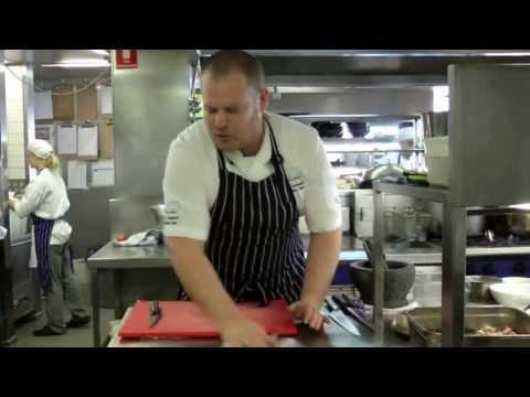 Chef Tony Twitchett, Aka 'Chef Twitch',  Executive Chef At Taxi Dining, Melbourne, Australia.
