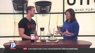 Üllo: The Wine Purifier - Fox17 WXMI
