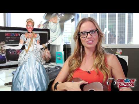 Best Female Singer Halloween Costumes! Jessica Simpson, Fergie, Gwen Stefani- Misty's Music Vlog