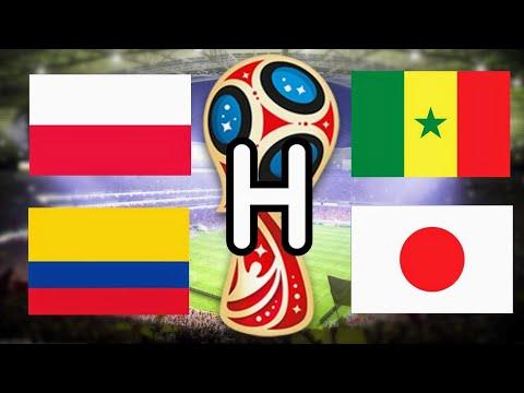 WM 2018 Prognose - Gruppe H: Polen, Kolumbien, Senegal, Japan (Tipps)
