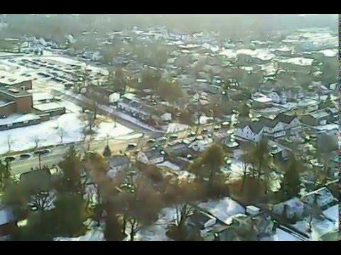 Drone Flight - Manchester, CT