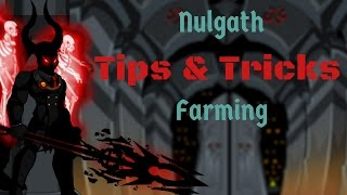 AQW - Nulgath, Tercessuinotlim Farming: Tips & Tricks (and Hadean Onyx of Nulgath)