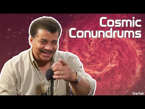 StarTalk Podcast: Cosmic Queries – Cosmic Conundrums with Neil deGrasse Tyson