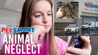 Local Petsmart Caught Abusing Animals
