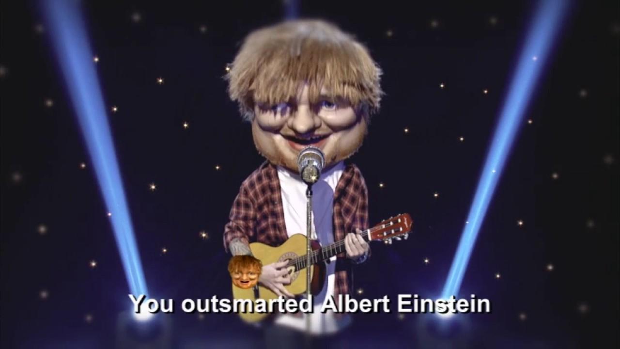 Bigheads | The Ed Sheeran Song - YouTube