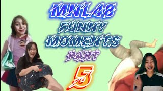 Download lagu MNL48 FUNNY MOMENTS PART 5.