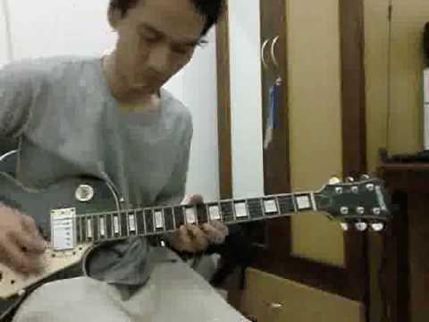 Genit by TIPE-X (pras gordon on guitar)