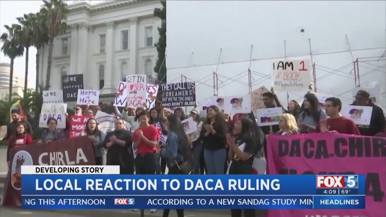 Local Politicians, Advocates Praise SCOTUS' DACA Decision As ...
