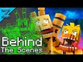 """Behind The Scenes Animation Reel """"Don't Forget""""  Minecraft FNAF Animation"""