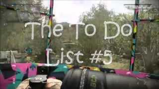 The To Do List #5 (Ghosts)