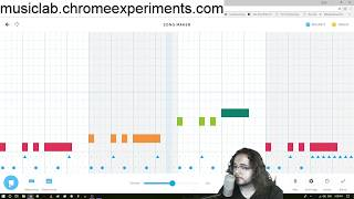 Chrome Music Lab Tutorial - Pt. 2 16th notes and Tempo