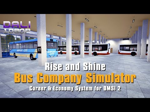 Bus Company Simulator | Rise & Shine | OMSI 2 with EDTracker Pro Wireless