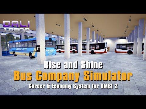 Bus Company Simulator | Rise & Shine | OMSI 2 with EDTracker Pro Wireless