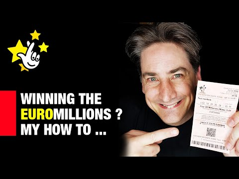 EUROMILLIONS LOTTO My Random Numbers - Did I Win ???