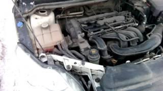 Форд фокус 2 рестайлинг, неисправность подшипник генератора