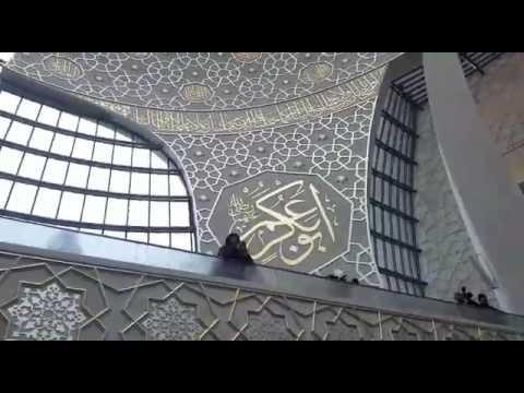 Eröffnung der DITIB Moschee in Köln Ehrenfeld am Freitag 09.06.17   DİTİB KÖLN CAMİİ İBADETE AÇILDI